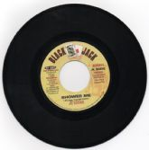 Unchain Riddim: JC Lodge / version (Black Jack) UK 7""